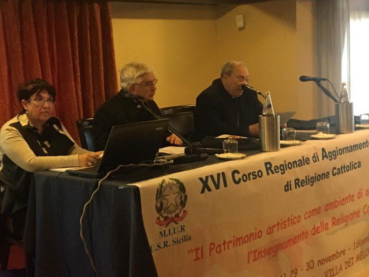 """""""IL PATRIMONIO ARTISTICO COME AMBIENTE DI APPRENDIMENTO PER L'INSEGNAMENTO DELLA RELIGIONE CATTOLICA"""""""