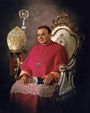 E' morto oggi 10 gennaio Mons. Salvatore Nicolosi, Vescovo emerito di Noto