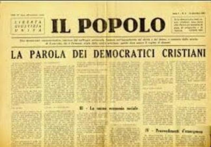 """""""IL PROGETTO CRISTIANO DI DEMOCRAZIA DI LUIGI E MARIO STURZO"""" NEL CENTENARIO DEL PARTITO POPOLARE ITALIANO"""