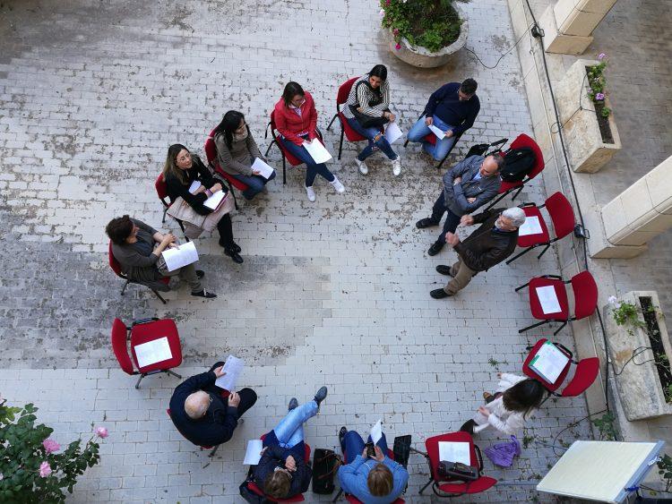 Nona edizione del corso di formazione al volontariato della Caritas diocesana
