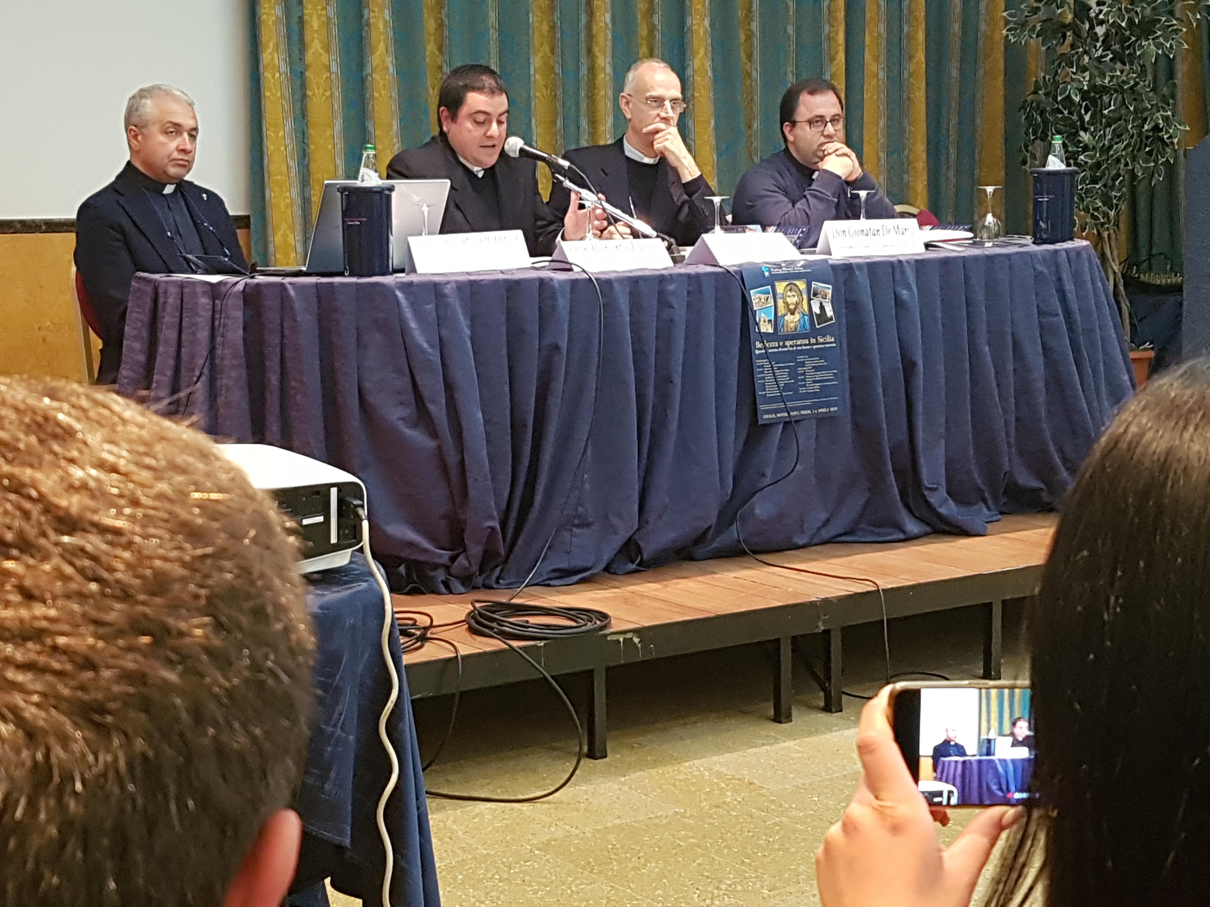 """TURISMO RELIGIOSO IN SICILIA, """"VIA DI VITA BUONA E SPERANZA CONCRETA"""""""