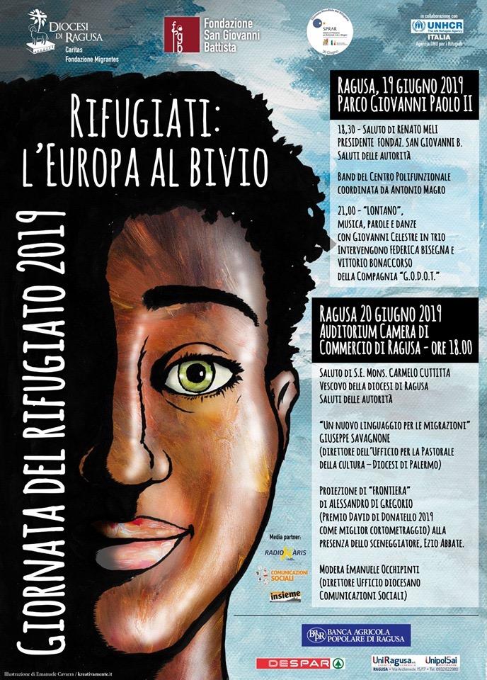 MUSICA, DIBATTITI, DANZE E TEATRO: FESTA PER LA GIORNATA DEL RIFUGIATO