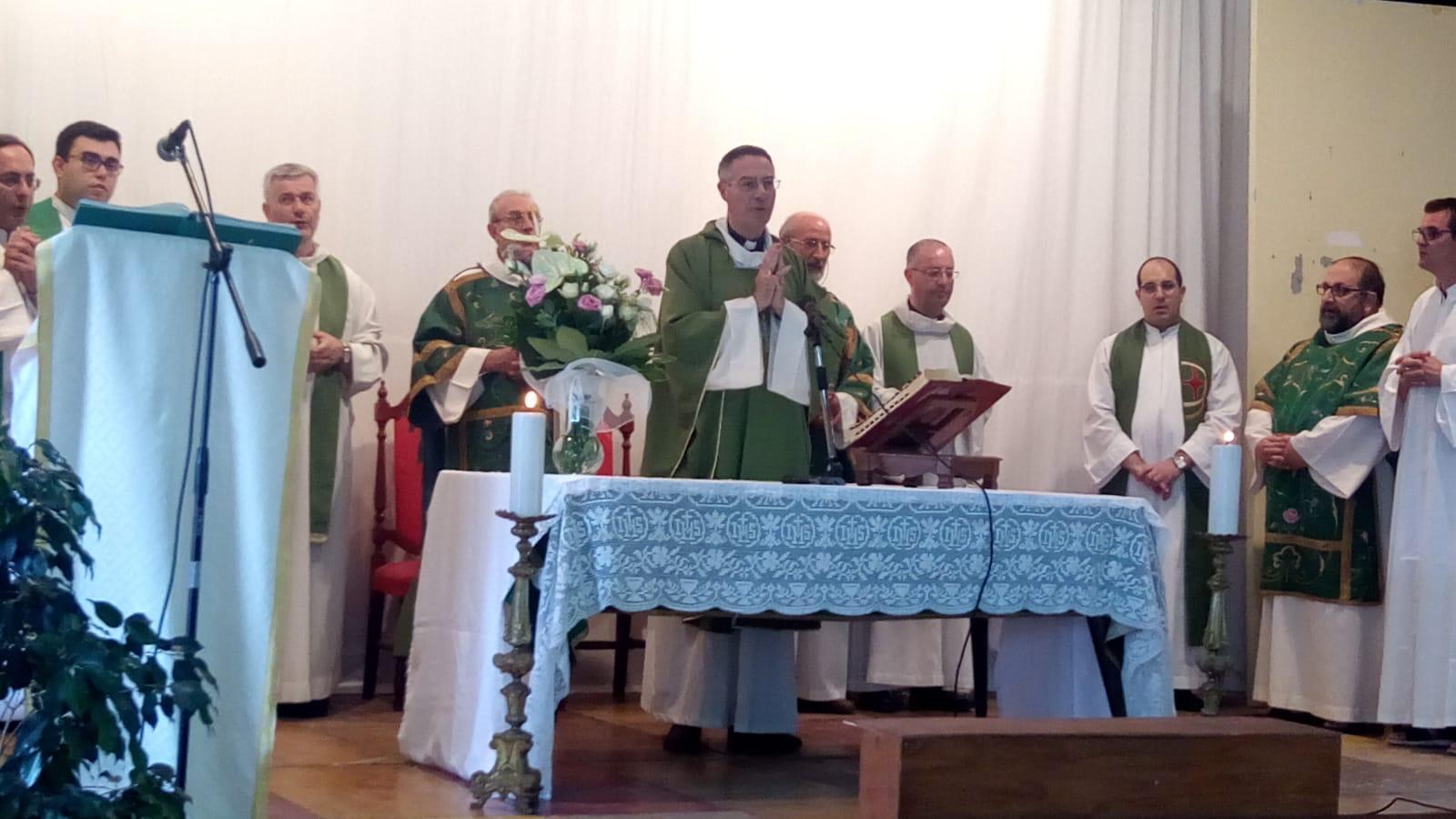 """FESTA DEI DIACONI INSIEME ALLE FAMIGLIE: """"PORTATE LA PACE DI CRISTO IN OGNI CASA"""""""