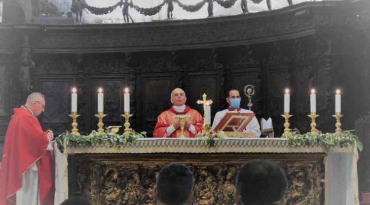 PENTECOSTE: VEGLIA CON LE AGGREGAZIONI LAICALI