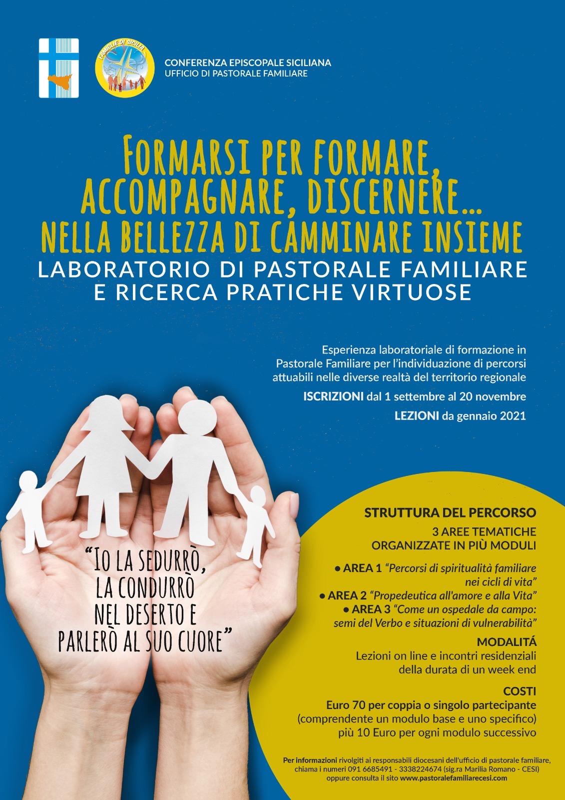 """""""CHIEDIAMO LA COLLABORAZIONE DI TUTTE LE FAMIGLIE DI SICILIA: VENITE! ISCRIVETEVI!"""""""