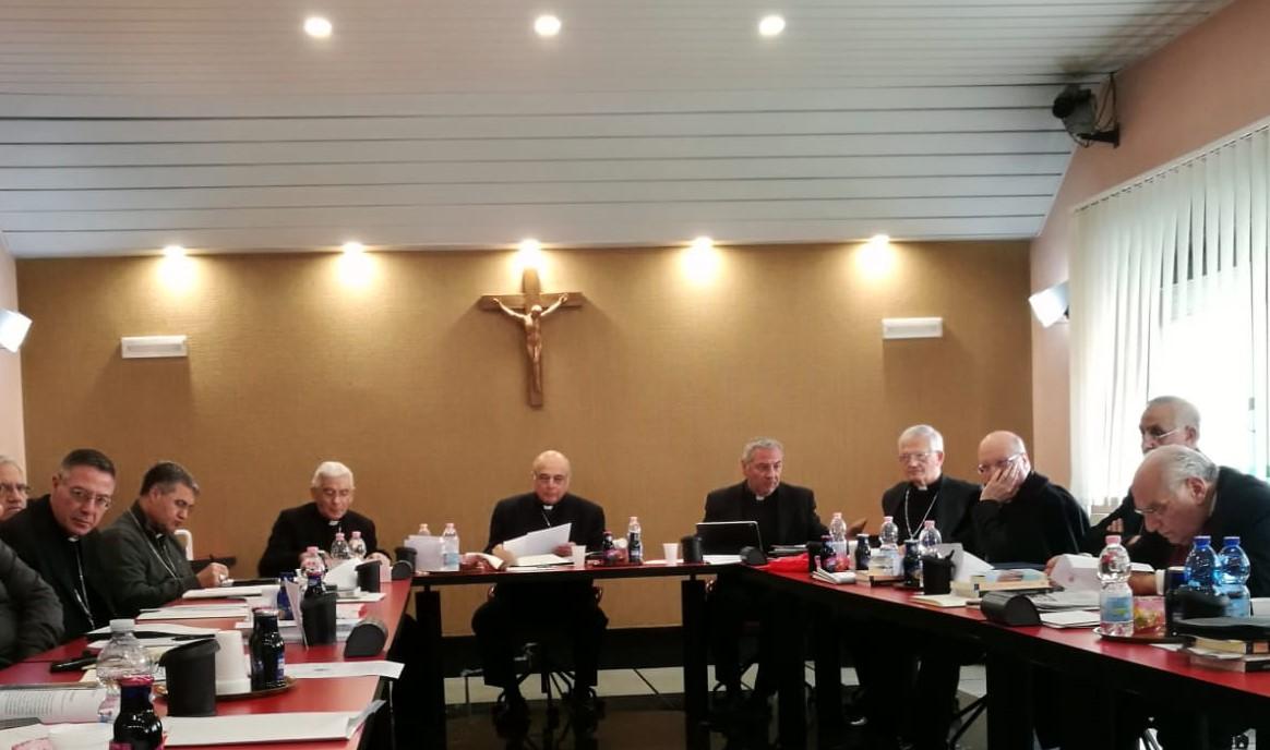 I VESCOVI DI SICILIA SI RIUNISCONO IN SESSIONE PRIMAVERILE