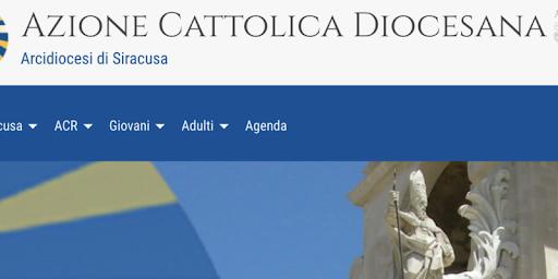 L'AZIONE CATTOLICA DIOCESANA ONLINE CON UN NUOVO SITO