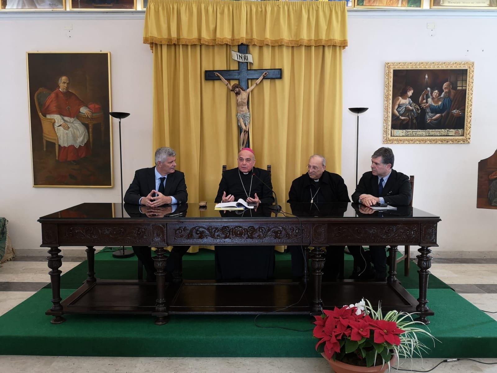 """PROGETTO """"OPIFICI DI PACE"""": LA CONFERENZA EPISCOPALE SICILIANA E LA REGIONE SICILIANA FIRMANO OGGI LA CONVENZIONE"""