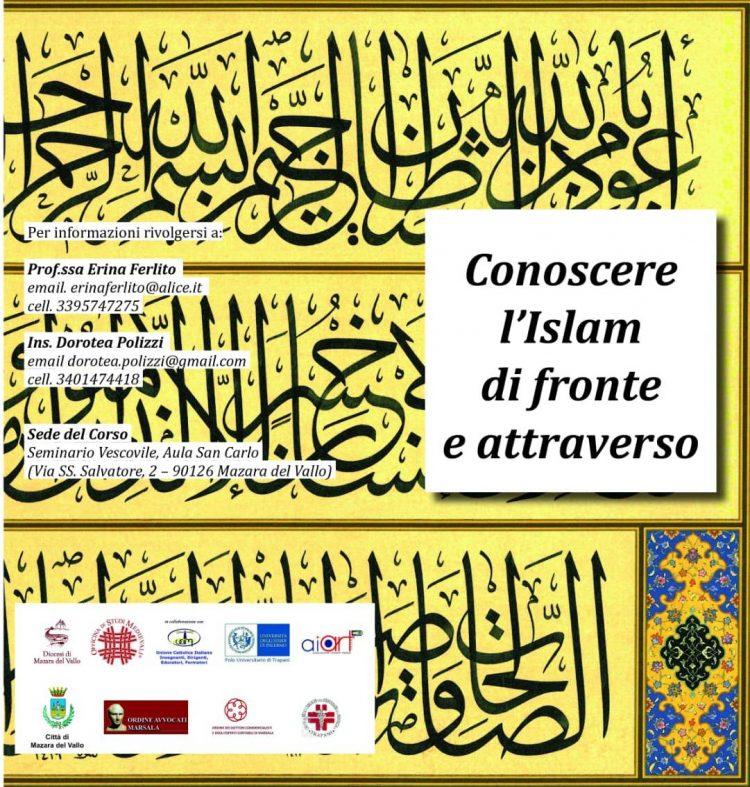 """""""CONOSCERE L'ISLAM DI FRONTE E ATTRAVERSO"""": UN CORSO DI STUDI DIOCESANO CHE AFFASCINA IL MONDO DEI PREFESSIONISTI E PURE LA PUBBLICA AMMINISTRAZIONE"""