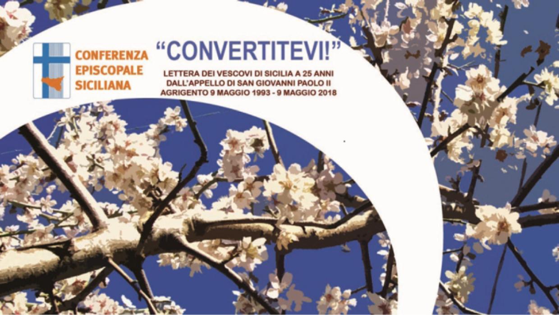 """""""CONVERTITEVI!"""": INCONTRO DI RIFLESSIONE A PARTIRE DALLA LETTERA DEI VESCOVI DI SICILIA"""