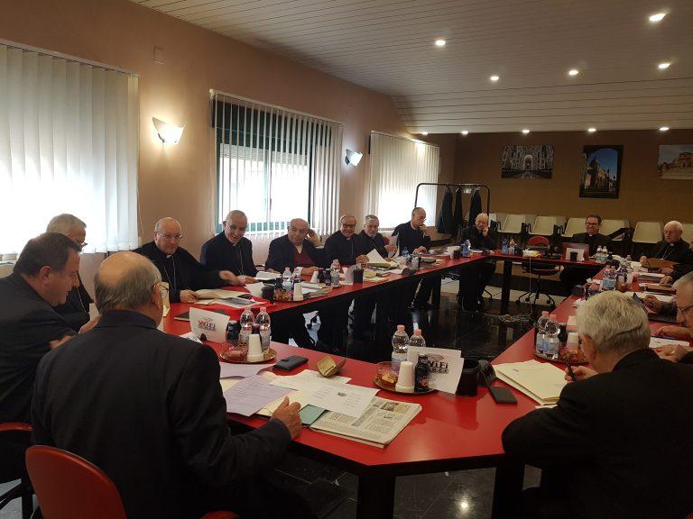 CONCLUSA LA SESSIONE PRIMAVERILE DELLA CONFERENZA EPISCOPALE SICILIANA