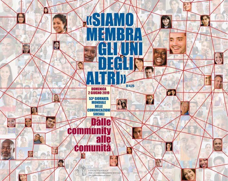 UCSI: APPUNTAMENTI DI FORMAZIONE IN OCCASIONE DELLA 53° GIORNATA PER LA COMUNICAZIONI SOCIALI