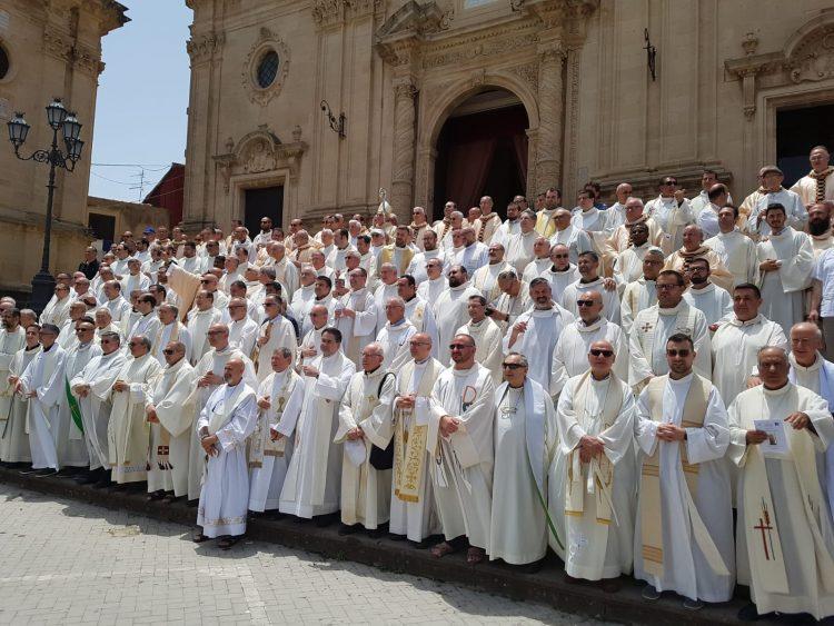 COMMISSIONE PRESBITERALE SICILIANA: CONVOCAZIONE PER IL 28 OTTOBRE 2020