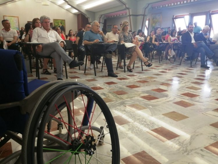 OASI TROINA: FOCUS SU SPORT E DISABILITA'