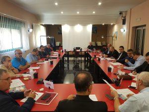 Segreteria pastorale Cesi - ottobre 2019