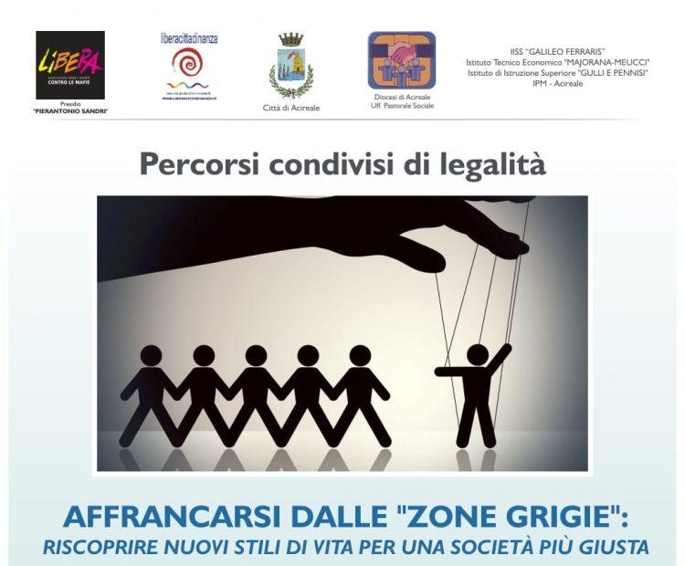 """""""PERCORSI CONDIVISI DI LEGALITA'"""": INCONTRO CON IL MAGISTRATO MARISA ACAGNINO"""