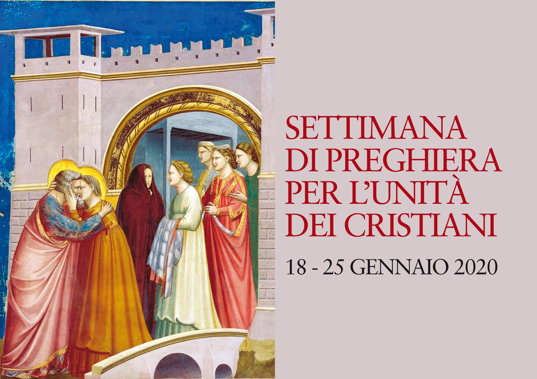 SETTIMANA UNITÀ CRISTIANI: DUE APPUNTAMENTI IN DIOCESI
