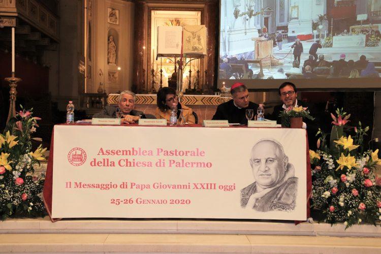 """""""IL MESSAGGIO DI PAPA GIOVANNI XXII OGGI"""": ASSEMBLEA PASTORALE DIOCESANA"""