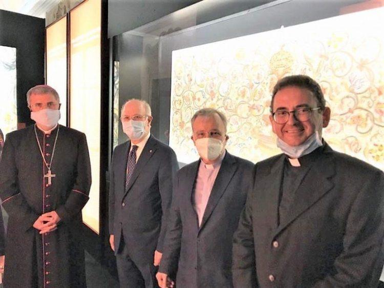MONS. FILIPPO SARULLO È IL NUOVO DIRETTORE DEL MUSEO DIOCESANO