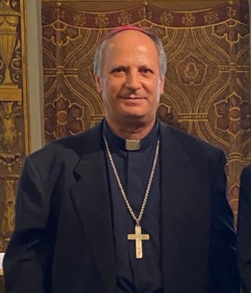 DON FRANCESCO LOMANTO NOMINATO ARCIVESCOVO DI SIRACUSA